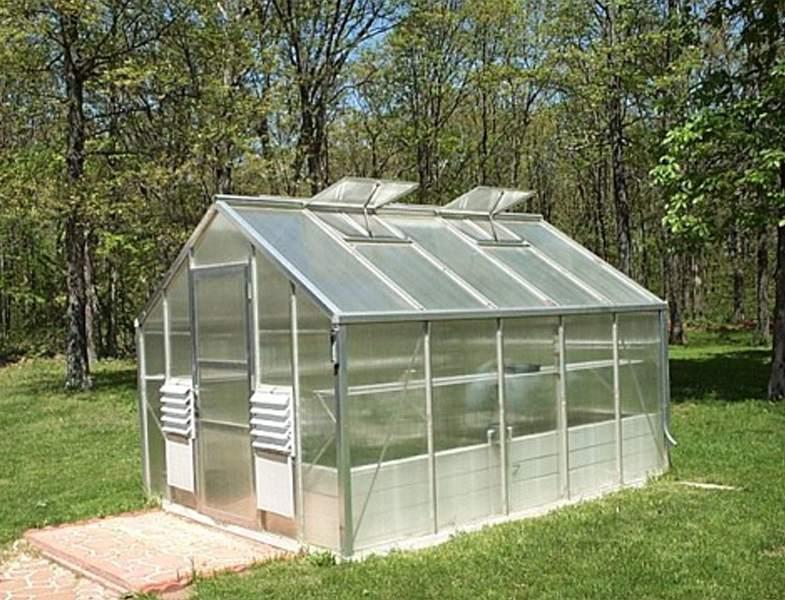 Üvegházak tömítése