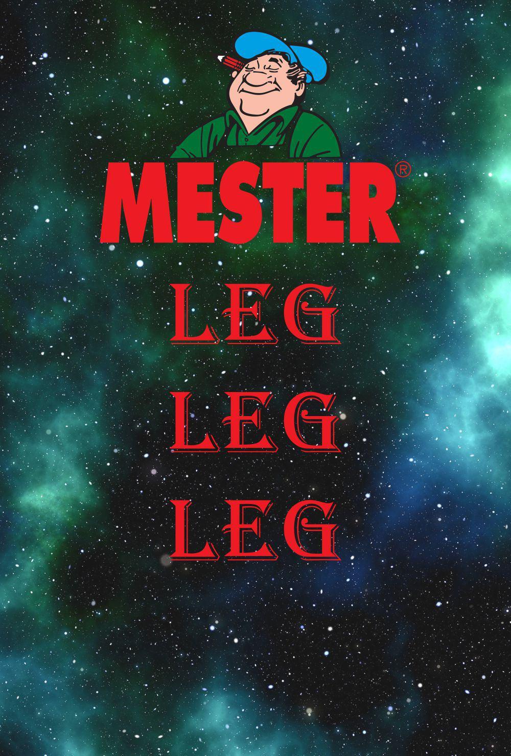A 7 LEG-LEG-LEG RAGASZTÓ
